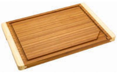 carving board with moat