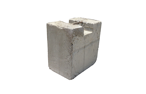 Concrete Block 250lb