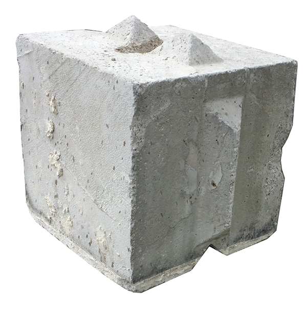 Concrete Block 1000lb