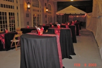 ACME Party and Tent & Table Linens \u0026 Chair Covers For Rent | Linen Rentals in Houston