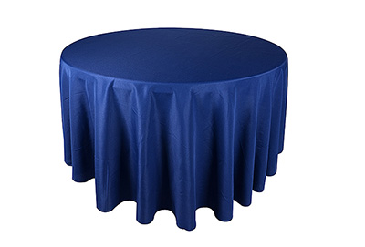 Rental Table Linens | Houston Texas | Banquet Tables | Round