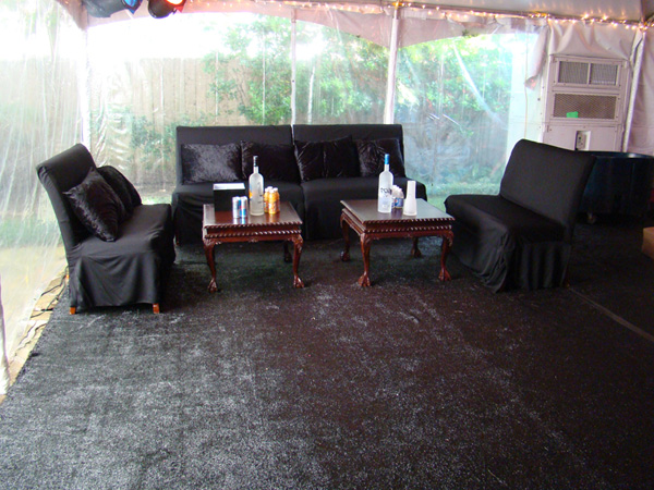 Tent Carpet Vidalondon